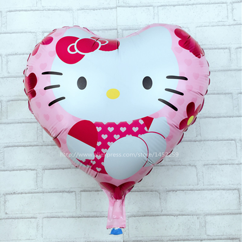 XXPWJ Hot toys for children Wedding birthday balloons decorated heart-shaped bal