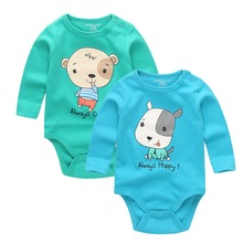 Kiddiezoom Baby Romper 100 Cotton O Neck Baby boys clothes f