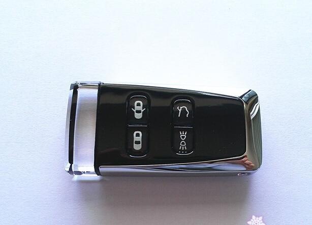 Original 4 Buttons Smart Remote Key For Aston Martin Car Alarm