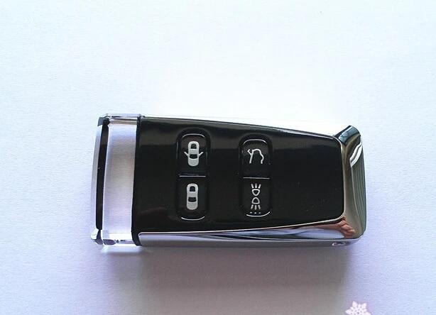 Original 4 Buttons Smart Remote Key For Aston Martin Car Alarm Keyless Entry Fob Oem Key For Key Keykey Smart Key Aliexpress