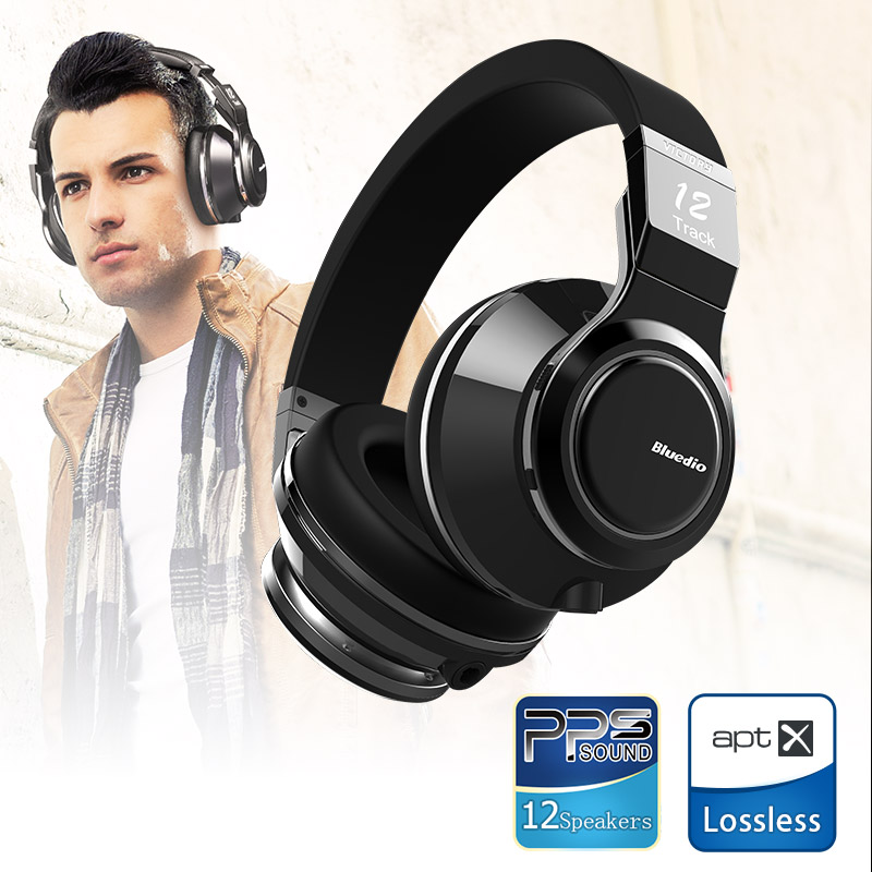 Bluedio V (Victory) High-End bluetooth headphones/wireless headset PPS12 drivers with Microphone for music wireless headphones bluedio ht bluetooth headphones version 4 1 best bass wireless stereo earphones music headset with microphone handsfree