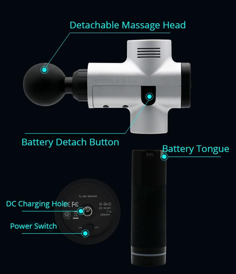 deep tissue massage tool