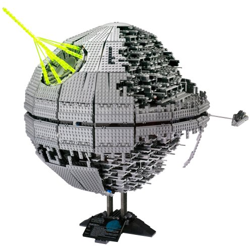 Lepin 05026 Star Children Gifts Wars 3449Pcs Death The second generation Star Building Block Bricks Toys Compatible with 10143