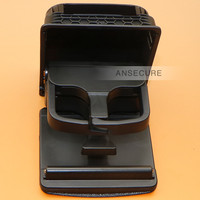 New Central Console Armrest Rear Cup Drink Holder For VW Jetta MK5 5 Golf MK6 6 MKVI 1K0862532C
