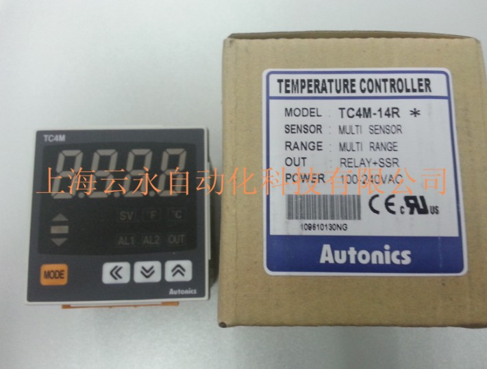 New original authentic TC4M-14R  Autonics thermostat temperature controller new original authentic cylinder cdq2wb32 15dc