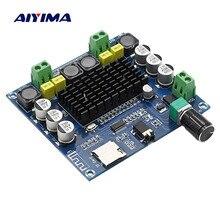 AIYIMA Mini Bluetooth Sound Audio Amplifier Board TDA7498 2x