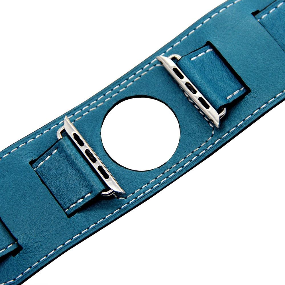 Apple Watch Cuff bracelet Blue 5