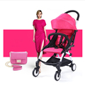 New Luxury hot Mommy stroller european baby stroller folding pushchair carritos de paseo para bebes kinderwagen wandelwagen pram