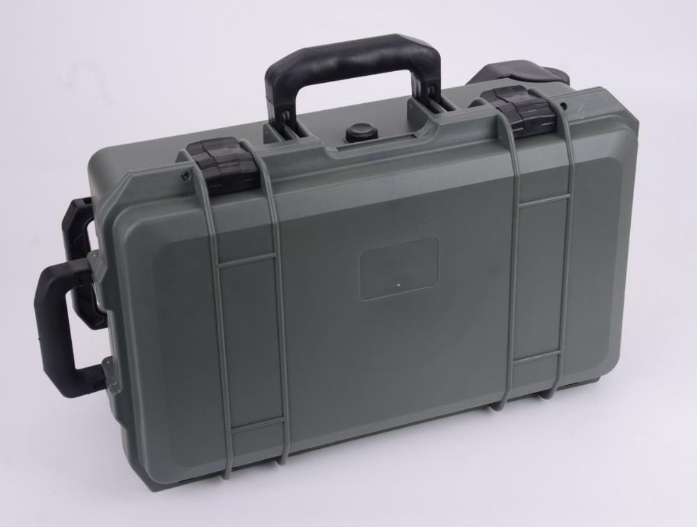 valigia trolley cassetta degli attrezzi custodia protettiva - Portautensili - Fotografia 3