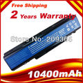 12 CÉLULAS 10400 mAh bateria do portátil para Acer Emachine E525 E627 E725 D525 D725 D620 G620 G627 G725