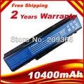 12 CELDAS 10400 mAh batería del ordenador portátil para Acer Emachine E525 E627 E725 D525 D725 D620 G620 G627 G725