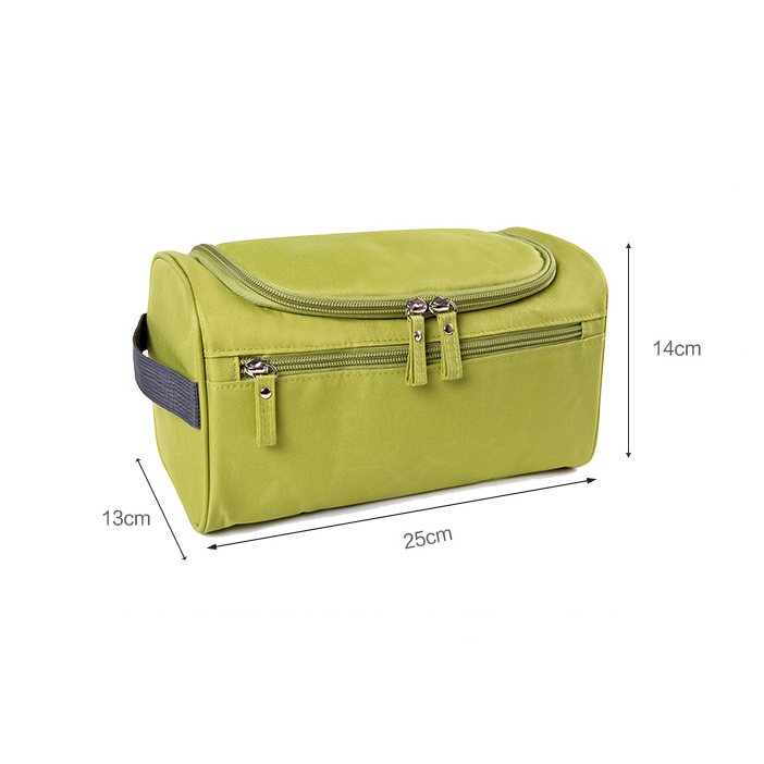 68fbb63bfc Men Business Travel Kit Wash Bag Toiletry Bag Dopp Kit for Travel Camping  Hiking-in Travel Kits from Sports   Entertainment on Aliexpress.com