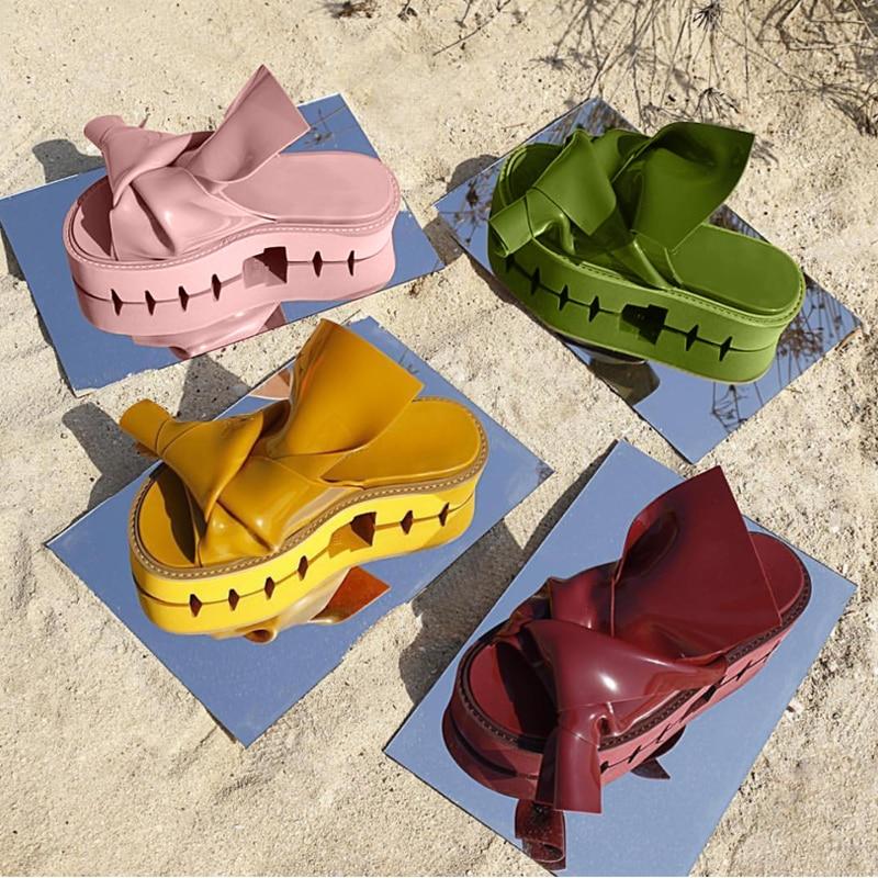As De Produttrici Pic Pic Fuori Estive Piatto as Spiaggia Zapatos Della Pelle Presentazioni In Con Aziende Donna Giochi Pantofole Di Al Mujer Piattaforma wPZHnqxR
