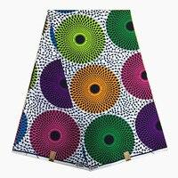2017 Latest Hollandais Wax Nigerian Ankara Fabric Holland Wax Prints African Fabric Hollandais Real Dutch Wax