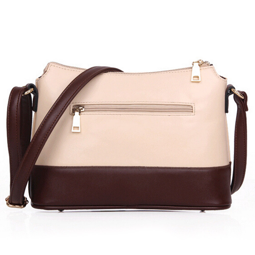 Trendy Leather Cat Bag