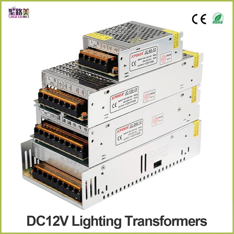 Transformadores de Iluminação de energia 1a 2a 3a Material : Aluminum