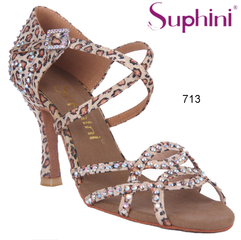 FREE SHIPPING Speical Offer Woman Dance Shoes Suphini Latin Shoes Woman Slasa Dance Shoes