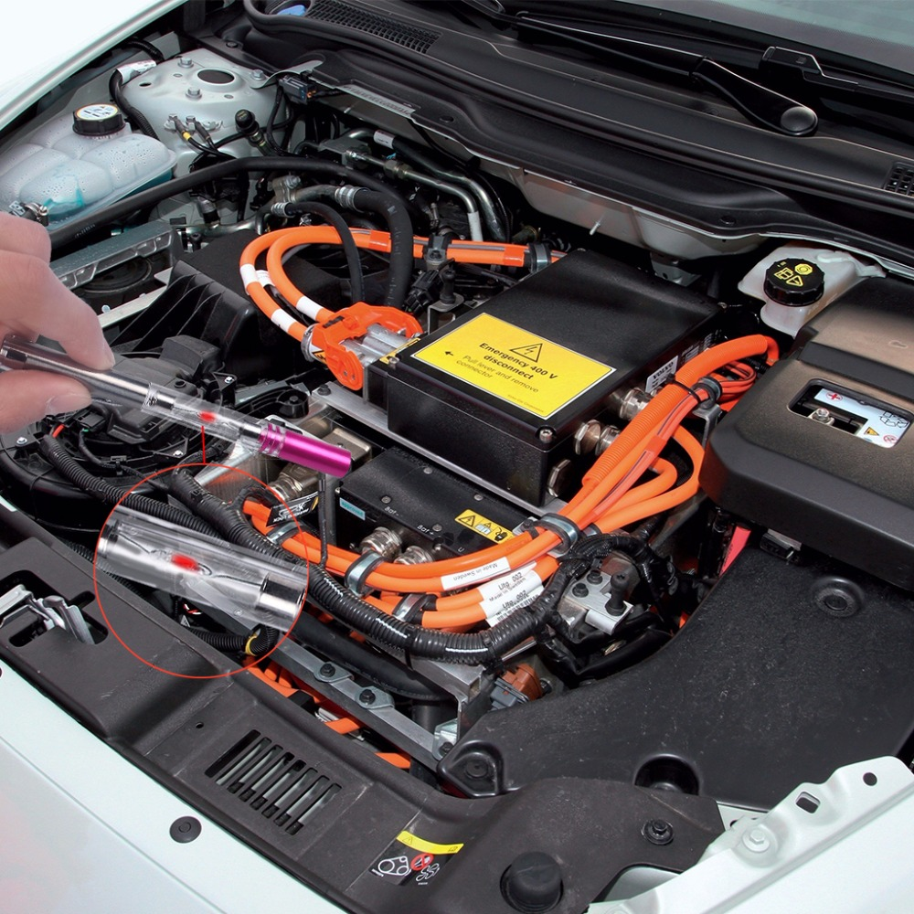 Auto Auto Test Tester Zündkerzen Drähte Spulen Diagnosewerkzeug Zündung Funken Anzeige