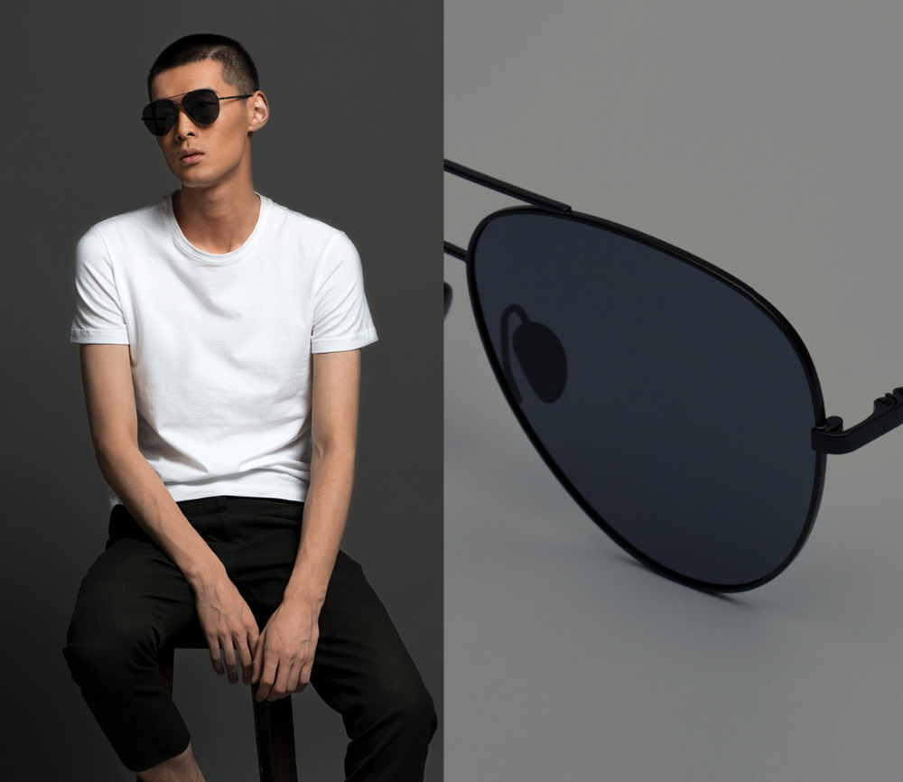 Xiaomi Mijia Turok Steinhardt TS Driver SunglassesTS Nylon Polarized Stainless SunGlass UV400 for Travel Driving unisex H20 (8)