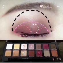 Новый глаз sha dow для Новинки для женщин Для женщин Shadow Palette Make Up