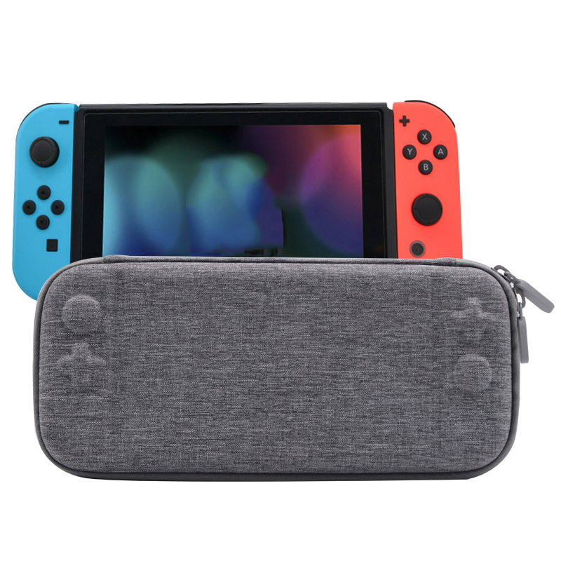 Portable Case for Nintend Switch Console EVA Hard Carrying Gaming Storage Bag Pouch for Nitendo Switch NS Console Accessories smatree n500 for switch case handbags ns carrying case storage carrying case portable travel bag for nintend switch accessories