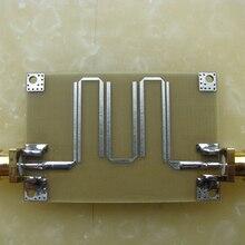 1 шт. 2,4 ГГц микрополосный ленточный фильтр