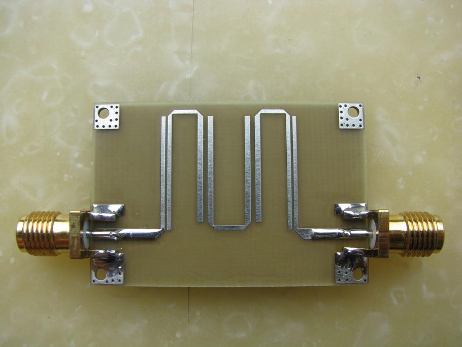 1 Stücke 2,4 Ghz Micros Bandpassfilter Supplement Die Vitalenergie Und NäHren Yin Kopfhörerverstärker