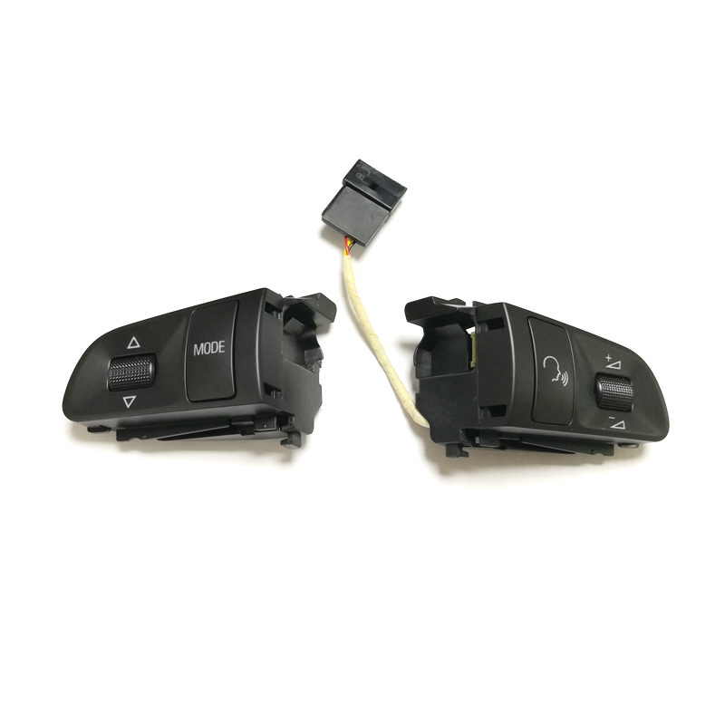 Multifunction steering wheel button switch MOOE button volume switch 4 Spokes for Audi A3 A4 B7 B8 A6 C6 Q5 Q7 4F0 951 527C цена