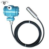 4 20mA Level Transmitter Electrical Immersion Hydrostatic Liquid Level Sensor Instrument/Investment Type Level Control WLI100