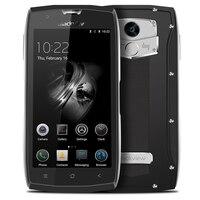 Оригинал Blackview BV7000 Android 7,0 смартфон 5,0 дюймов mt6737t четыре ядра мобильный телефон 2 ГБ + 16 ГБ 4G LTE сотовый телефон со сканером отпечатков пальцев
