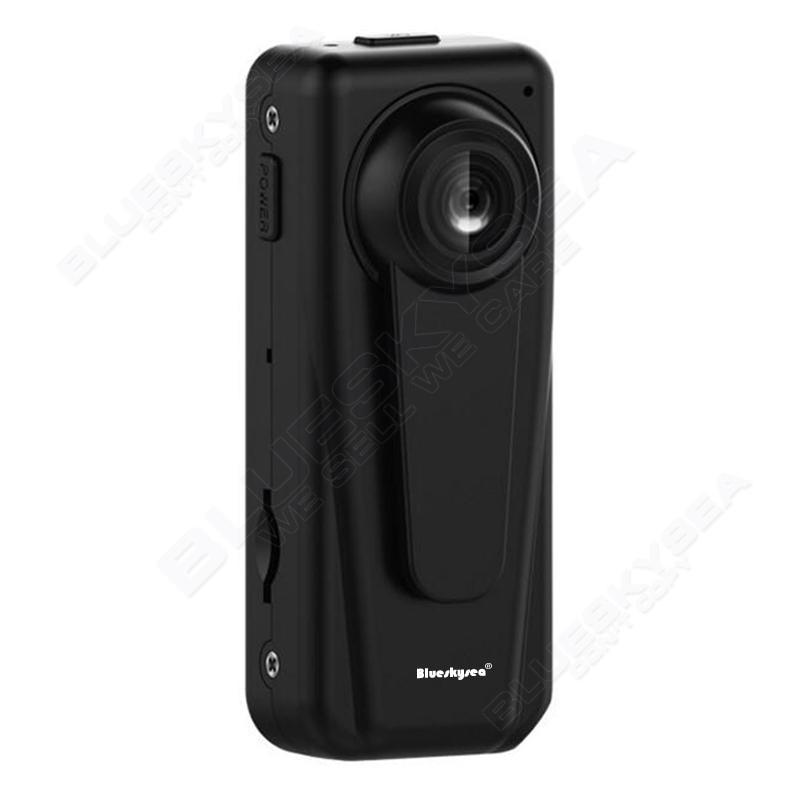 Blueskysea F2 1080P HD полицейска камера 140Degree - Сигурност и защита - Снимка 2