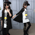 Boutique kids clothing set meninas adolescentes conjunto de roupas ternos do esporte meninas roupas de inverno outono criança meninas roupas meninas definido