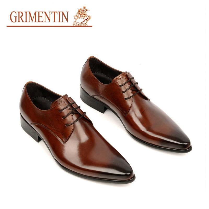 Formal Black Shoes For Work Men
