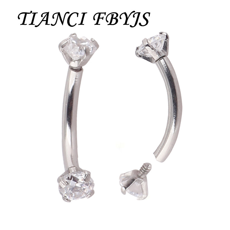 TianciFBYJS Tragus Piercing...