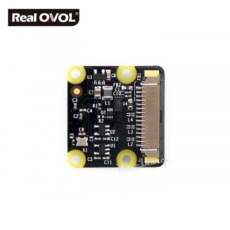 US $29 66 |RealQvol Official Raspberry Pi Infrared Camera Module V2  Supports Night Vision Sony IMX219 8 megapixel sensor RPi NoIR Camera V2-in  Demo