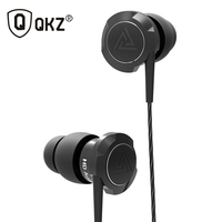 QKZ KD5 Hybrid Earphone QKZ Hybrid Pro HD In Ear Earphone With Microphone For Mobile Phone