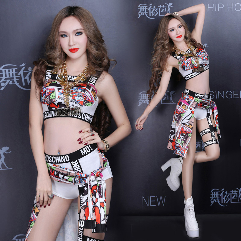 Sexy chinese hip hop