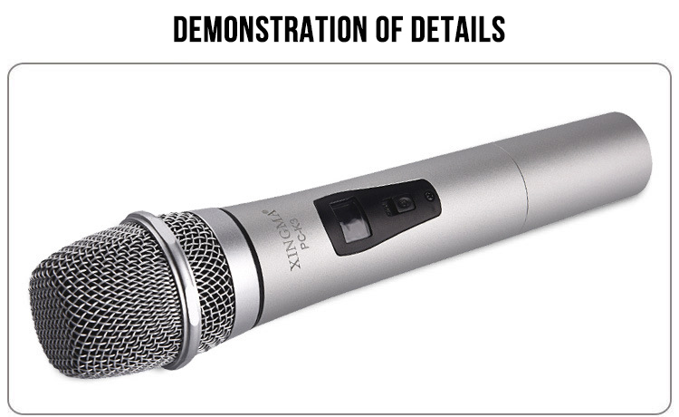Wireless Microphone 1