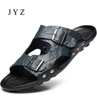 Fashion New Summer Mens Slippers Casual Beach Shoes Sandals Man Plus Big Large Size 45 46 47 48 bb0132