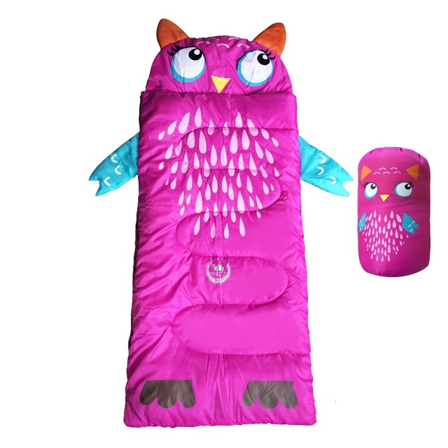 Ultralight Children Sleeping Bag Camping For Child Vacuum Bed Accessories