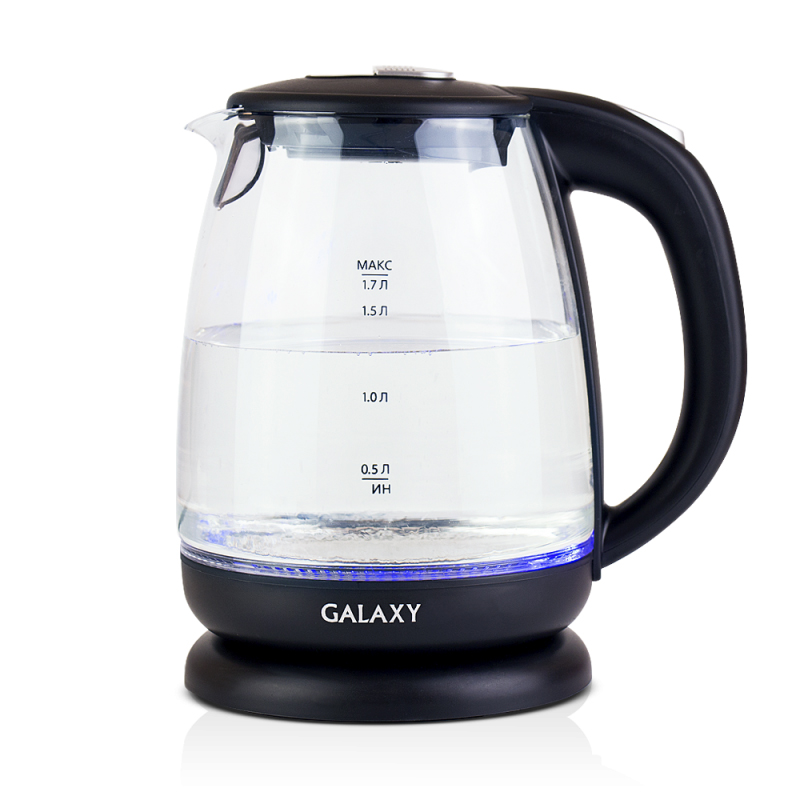 Kettle electric Galaxy GL 0550 compatible n010 0550 t625 touch panel