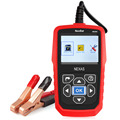 Multi-idioma cor display12v 24 v bateria ferramenta de diagnóstico-NEXAS NB360 chumbo ácido de bateria analisador de bateria de carro motocicleta tester