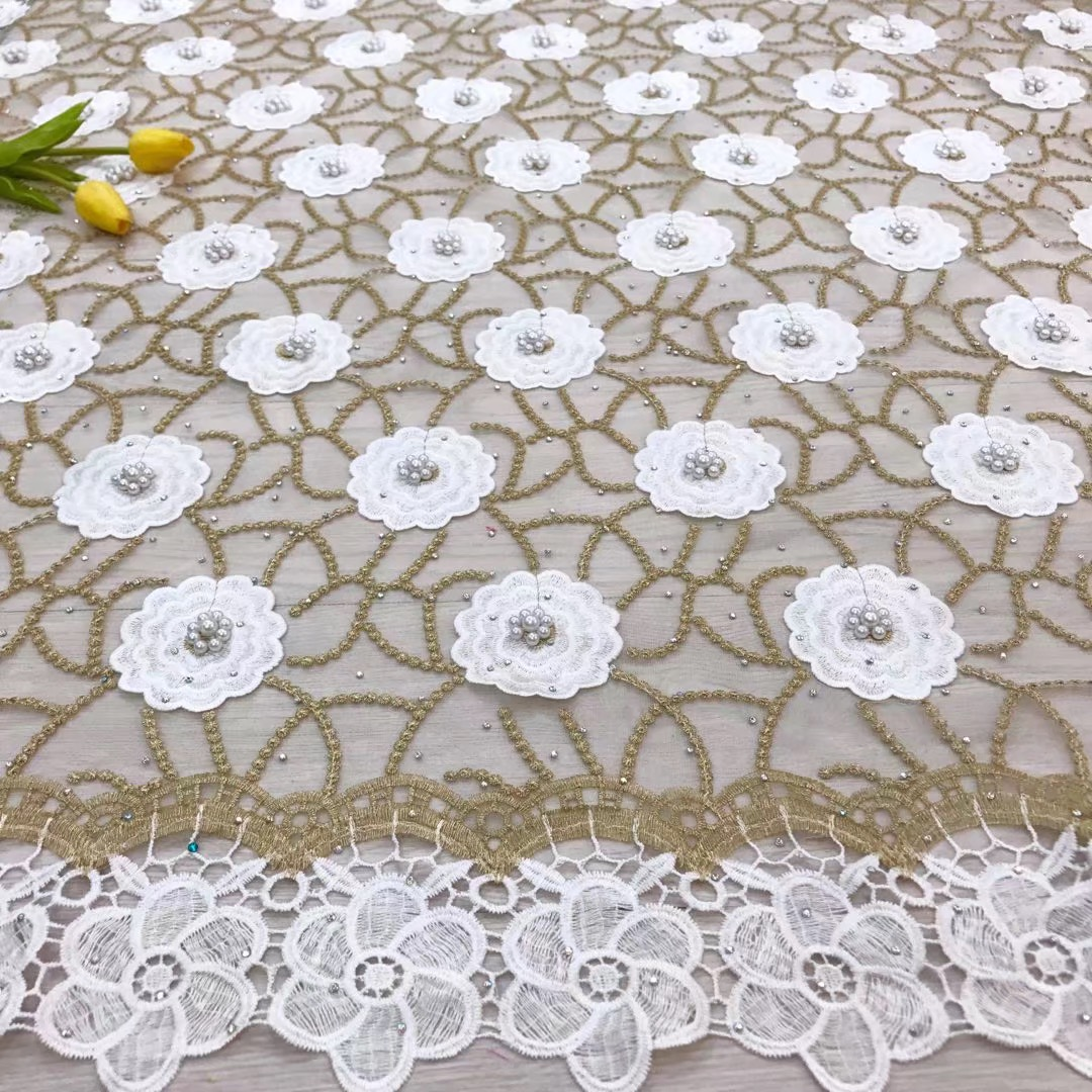 BEAUTIFICAL lace fabric beaded bridal fabric fashion lace fabric african beaded lace fabric wedding style sales ML5N325BEAUTIFICAL lace fabric beaded bridal fabric fashion lace fabric african beaded lace fabric wedding style sales ML5N325