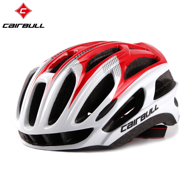 CAIRBULL Cycling Helmet Road MTB Breathable Bicycle Helmet Safety Equipment Design Ergonomic 29 Air vents 7 Color Lightweight