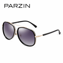 PARZIN Brand Cool Unisex Aviator Sunglasses High Quality HD Polarized Driving Sun Glasses Summer Couple  Accessories 2017 9833