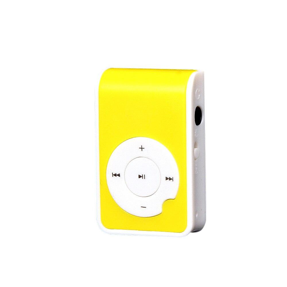 Новый 1 шт. MP3-плееры мини ЖК-дисплей Экран Micro SD карты памяти плеер mp3 музыка JA10