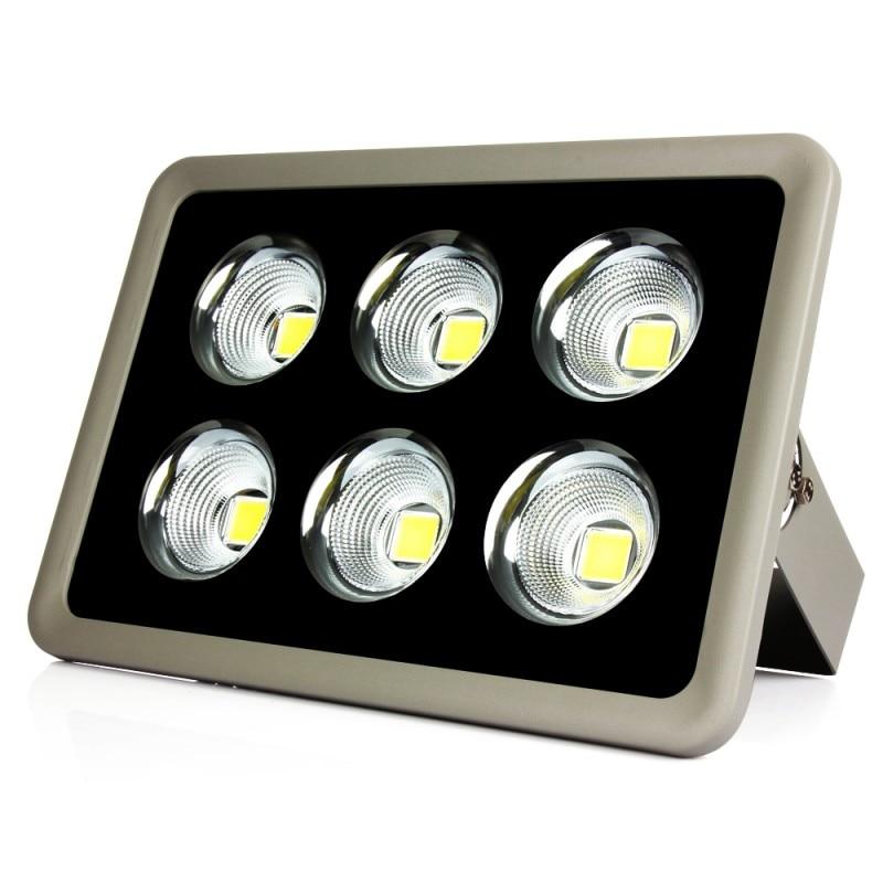 цена FENGLAIYI Flood Light COB led Outdoor Lighting 600W 500W 400W 300W 200W 100W 50W Led Flood Light Reflector Lamp IP65 Street Lamp