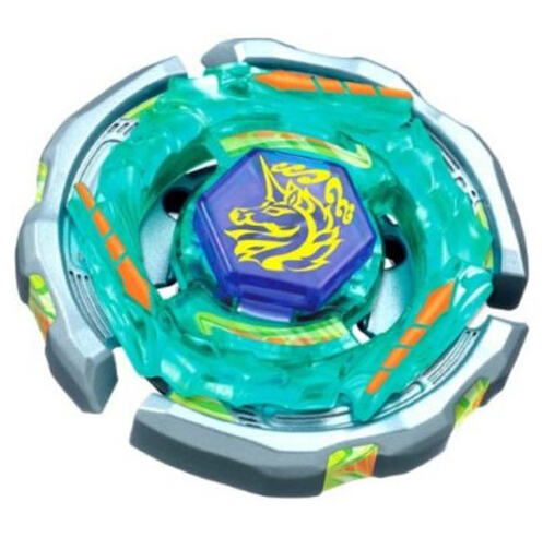 1PCS BEYBLADE METAL FUSION Beyblade Ray Unicorno Striker D125CS Metal Masters 4D BB71 Without Launcher