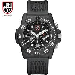 Reloj luminax reloj militar para Hombre reloj deportivo de cuarzo para Hombre reloj impermeable reloj Masculino erkek kol saati
