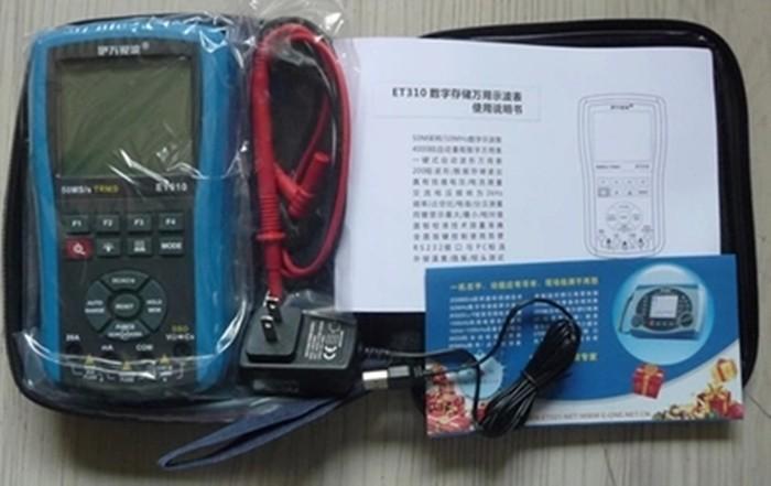 EONE ET310 ScopeMeter Digital oscilloscope multimeter Ivan 10M 2